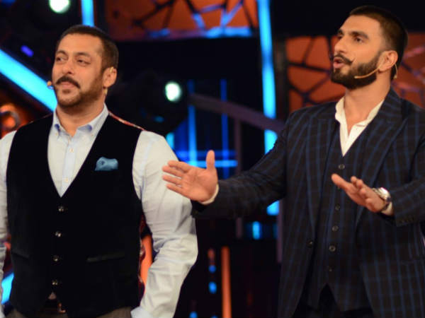 Bigg Boss 9: Ranveer Singh To Find Bajirao & Mastani In The House; Shakes Legs With Salman Khan!