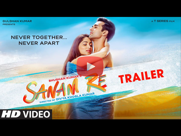 Watch Sanam Re Trailer Featuring Yami Gautam, Pulkit Samrat & Urvashi Rautela!