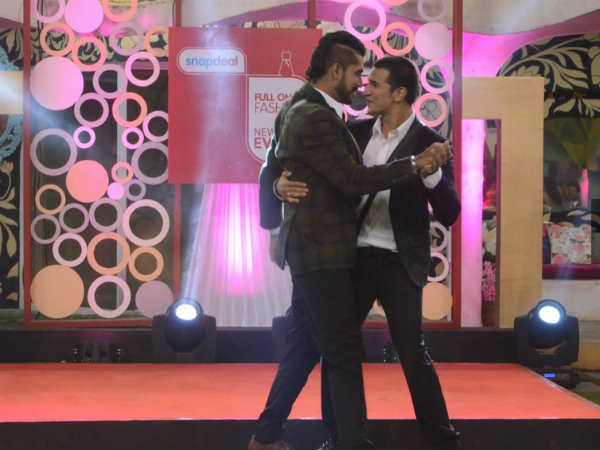 Bigg Boss 9: New Year & Awards Event In The House; Mandana Bags Maximum Awards!