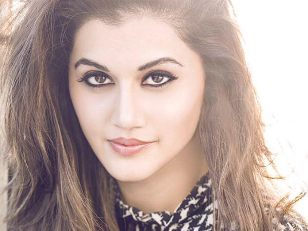 Taapsee Grabs Another Endorsement