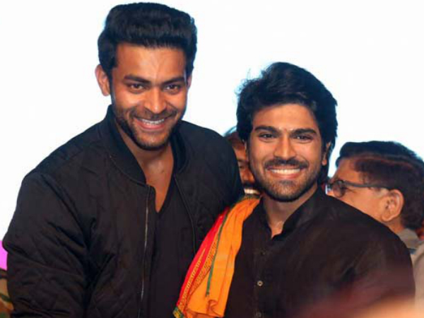 Ram Charan's Valuable Advice To Varun Tej