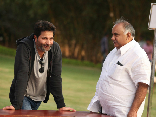 ANOTHER TWIST! Trivikram Files A Case On Nannaku Prematho Producer, B V S N Prasad