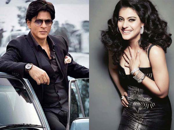 King Khan-Kajol