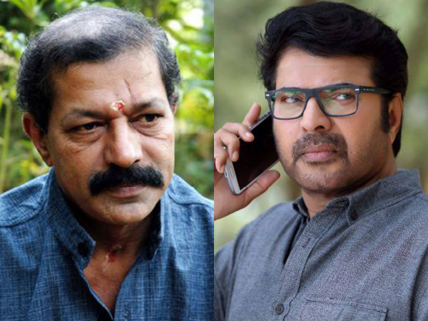 Mammootty-Murali Rivalry
