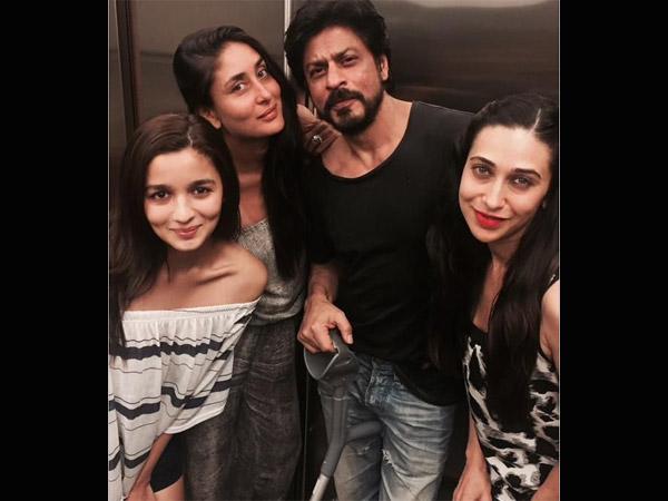 Alia Bhatt Did Something Crazy When Shahrukh Khan Kuch Kuch Hota Hai