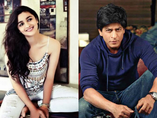 SRK And Alia Bhatt