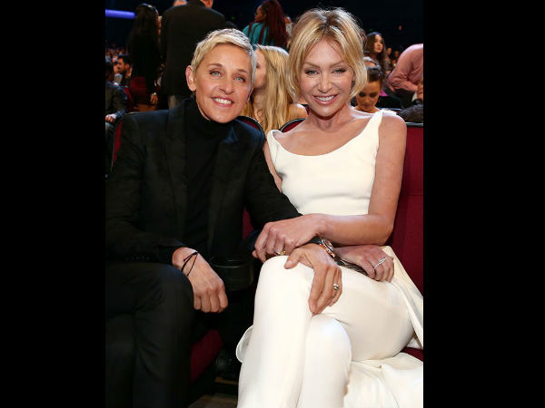 Watch! Ellen DeGeneres Wins Favorite Humanitarian At The Annual People's Choice Awards 2016