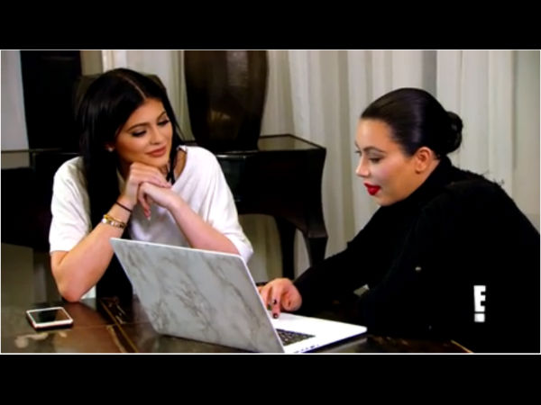 Why Is Kim Kardashian So 'Nervous' About Her Half-Sister Kylie Jenner?