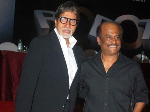 When Rajini Requested Amitabh Not To Play The Baddie