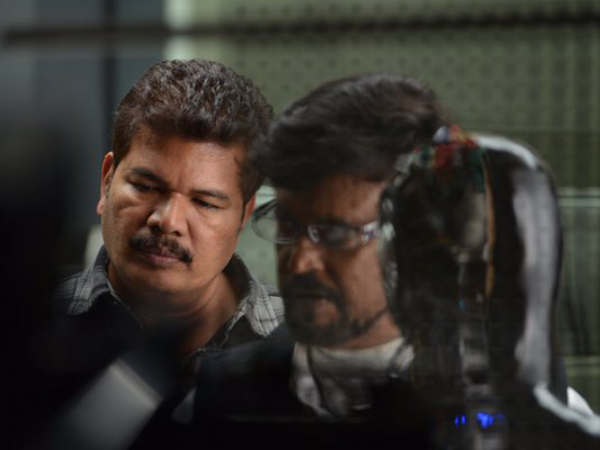 From The Sets Of 'Enthiran 2'?