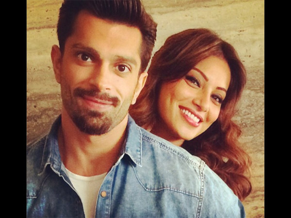 Karan And Bipasha's Pic