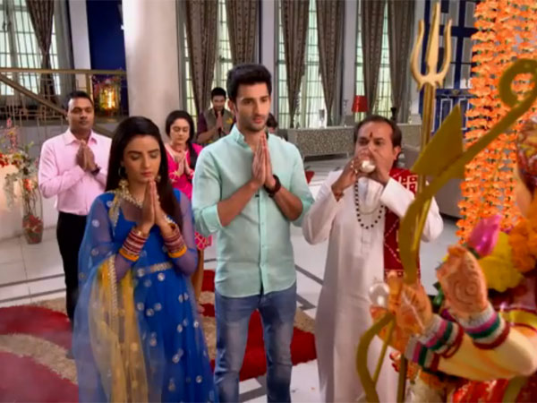 Twinkle And Kunj Get Saved