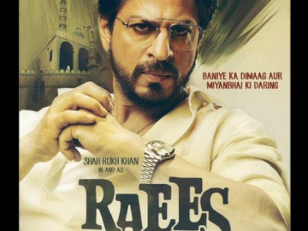 Raees's Plot