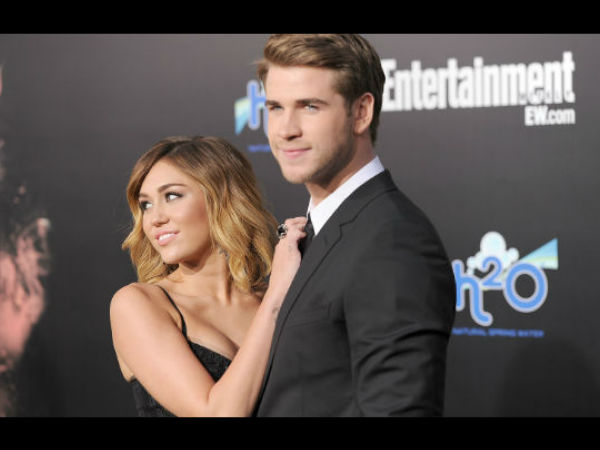 OMG! Miley Cyrus & Liam Hemsworth Engaged Again? Is There A Ring Shining On Miley's Finger?