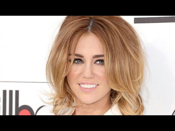 Miley Grew Her Hair For Liam