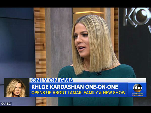 Khloe Kardashian Fires Back At Amy Schumer For Her SNL Comments & Talks Lamar Odom!