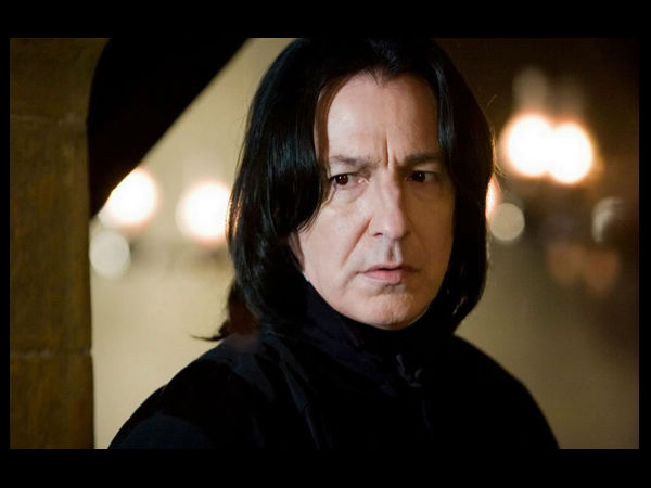 The Harry Potter Actor, Alan Rickman Dies At 69: Actor Lost To Cancer