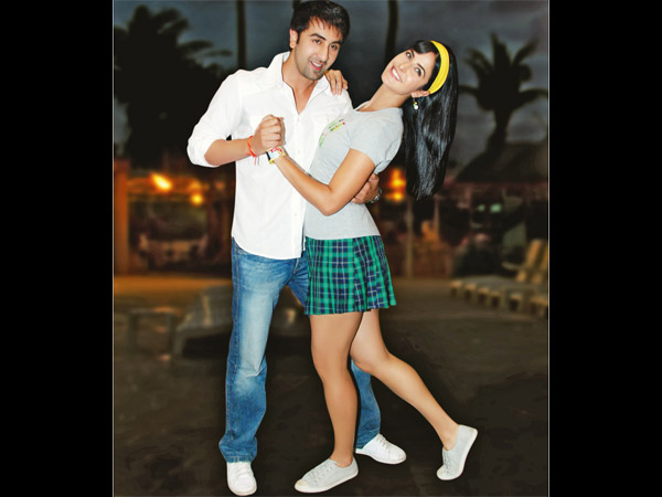 Ranbir-Katrina's First Film