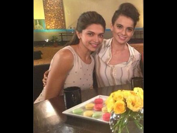 Kangana-Deepika's Fight