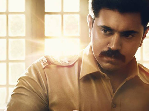 Nivin Pauly's First Ever Police Role