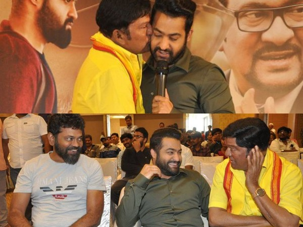 nannaku prematho success meet rajendra prasad md