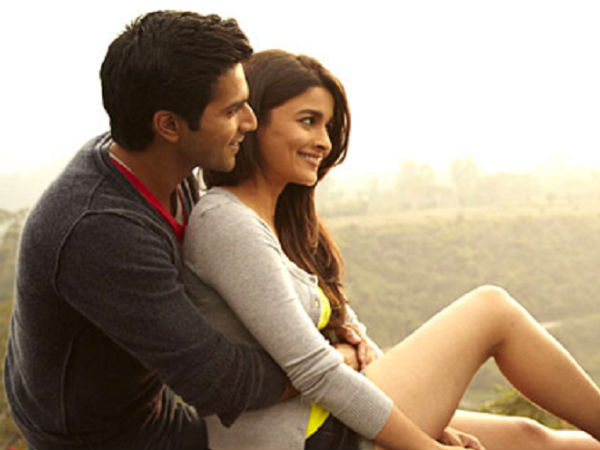 Varun Dhawan And Alia Bhatt Alia Bhatt & Va...