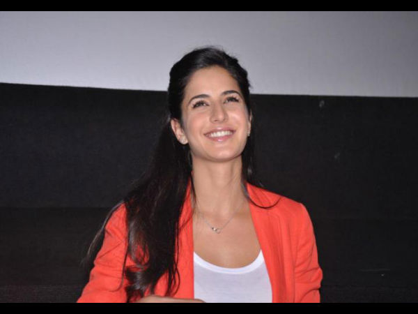 Katrina In Joy