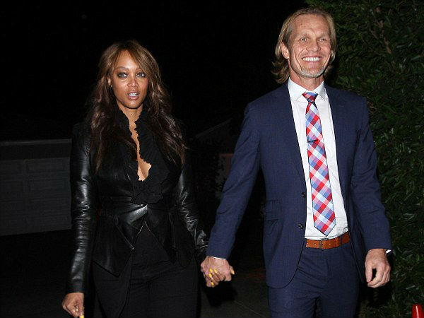 Super Model Tyra Banks Welcomes Her First Baby Son With Boyfriend Erik Asla!