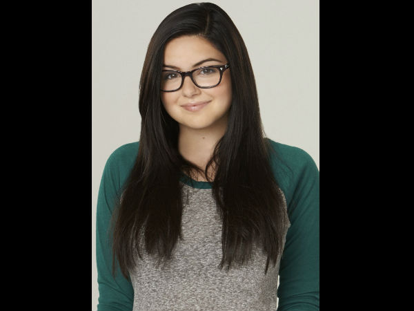 Modern Family Actress Ariel Winter Talks Her Breast Reduction Surgery