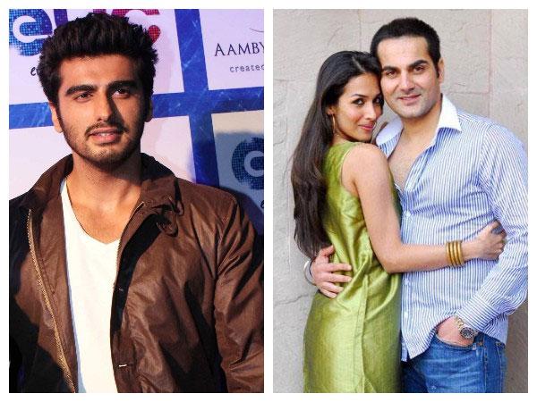 Arjun kapoor dating arpita khan age