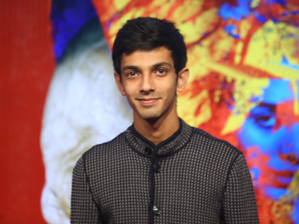 Music Director Anirudh Ravichander Out Of Trivikram's Next, Fails To Deliver Tunes