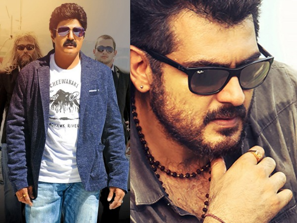 Balakrishna's Dictator To Be Remade In Tamil By Thala Ajith?