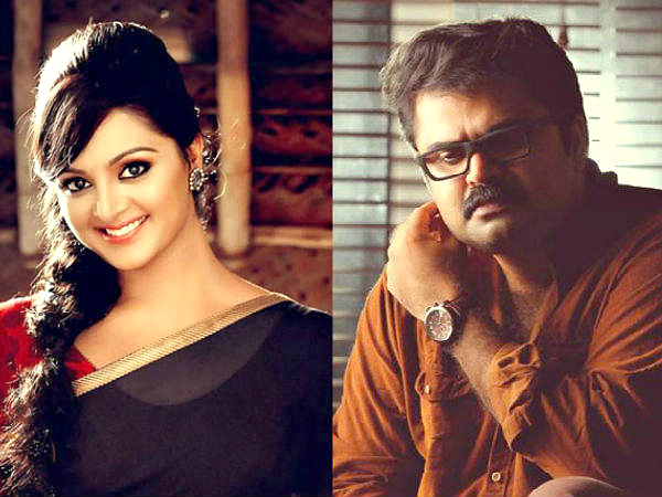 Anoop Menon To Romance Manju Warrier