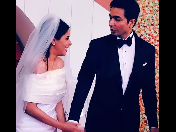 PHOTOS Asin Marries Rahul Sharma Without Inviting Tamil Film Celebrities