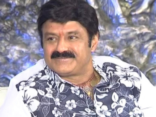 Here Is Why Balakrishna Believes Piracy Cannot Affect His Films