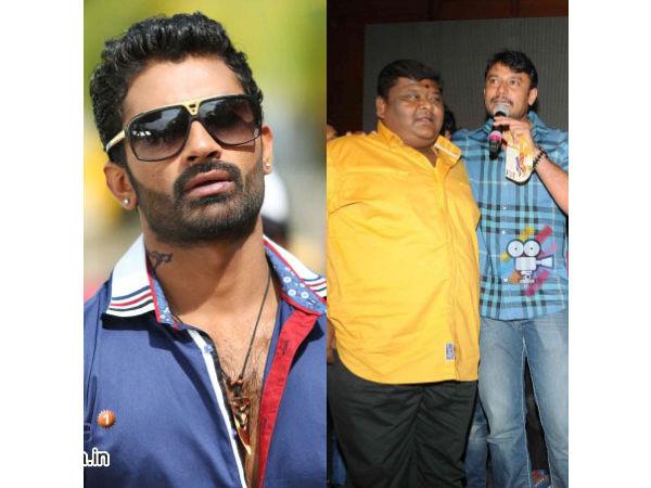 Bullet Prakash To Remake Poojai With Darshan & Loose Mada Yogesh