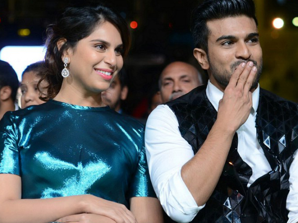Ram Charan Kids To Become Actors Or Doctors?