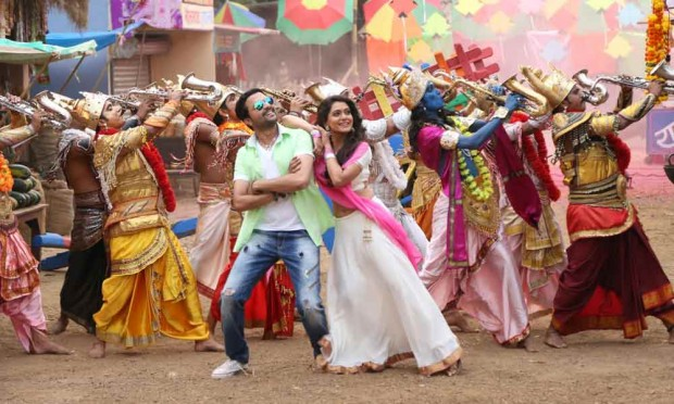 Check out the brand new 'Guru' Style Full Too 'Filmy Filmy' track!