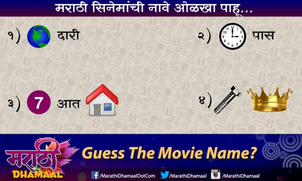 Guess the Movie Names by Looking at their Emoji!
