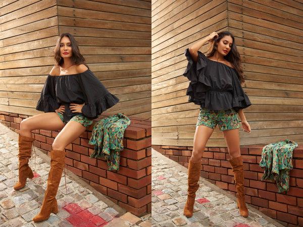 Lisa Haydon Hot Photo-Shoot For Maxim India Magazine ...