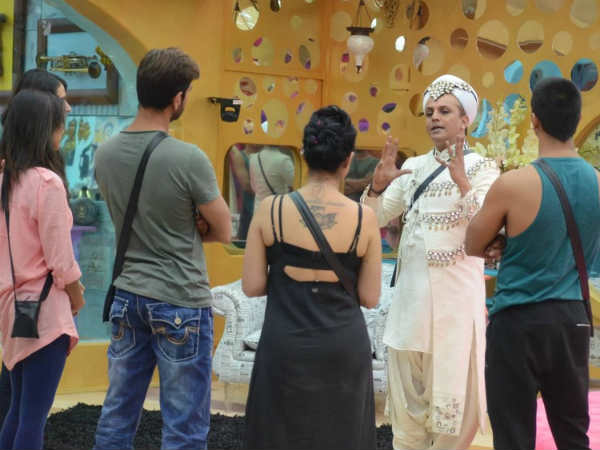 Bigg Boss 9:This Is What Keith Sequeira-Rochelle Rao Say When Imam Siddique Asks Them To Get Engaged