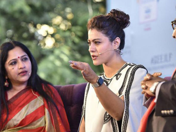Kajol Gives BOLD Statement Over Intolerance Debate