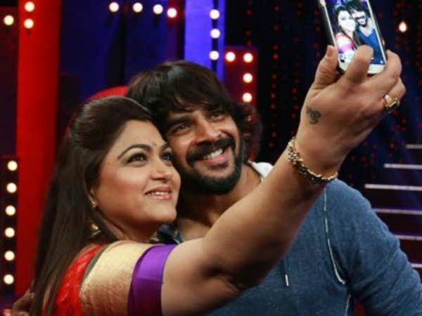 Khushboo And Madhavan