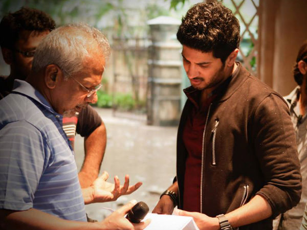 Mani Ratnam's Great Advice To Dulquer Salmaan