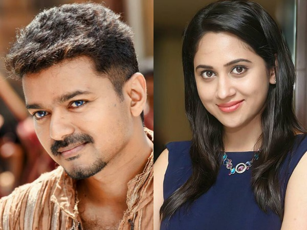 I've Not Been Offered Vijay 60: Miya George