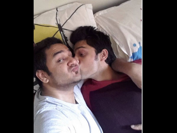 Parth Samthaan-Vikas Gupta Controversy: Vikas Shares A Cosy Picture Snapped With Parth!
