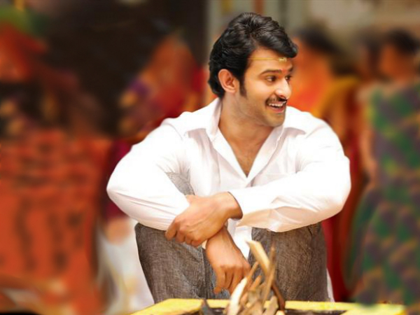 WHOA! Prabhas To Have A Love Cum Arranged Marriage