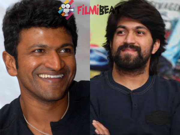Puneeth Rajkumar & Yash To Share Screen Space In A Multi-Starrer