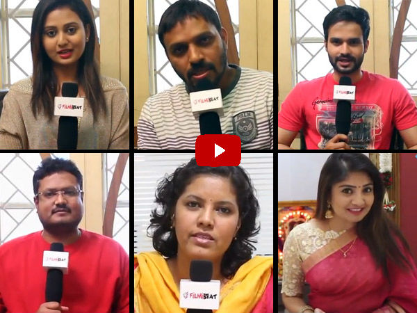 Sandalwood stars wish FilmiBeat and Oneindia readers a very Happy Sankranti
