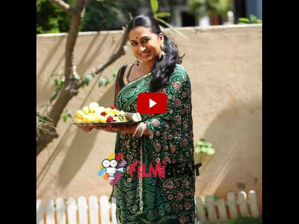 Watch Shwetha Srivastava's pongal wishes